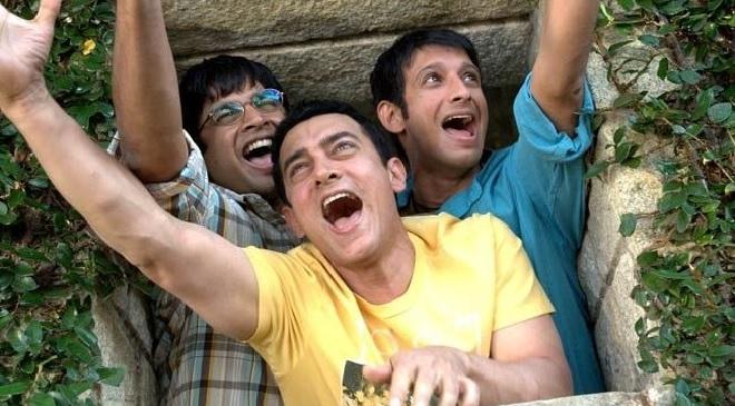 three idiots inmarathi