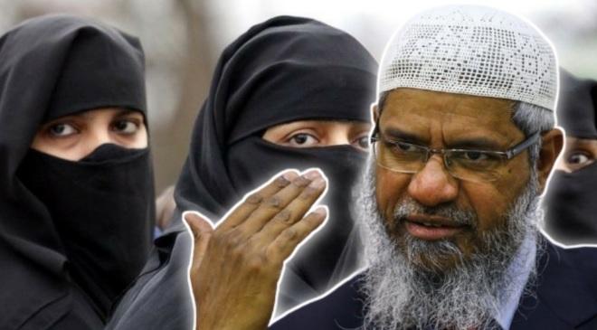 zakir naik islam girls inmarathi
