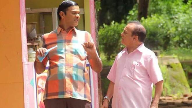 bagha and nattu kaka inmarathi