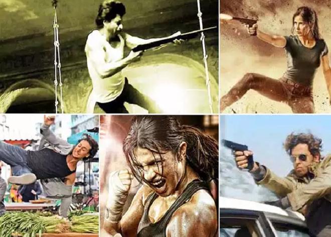 bollywood action inmarathi