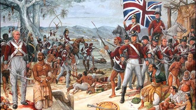 british india inmarathi