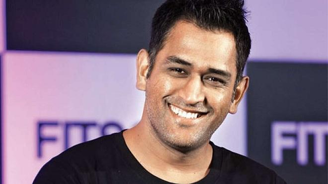 dhoni smiling inmarathi