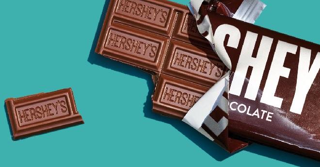 hersheys chocolate inmarathi
