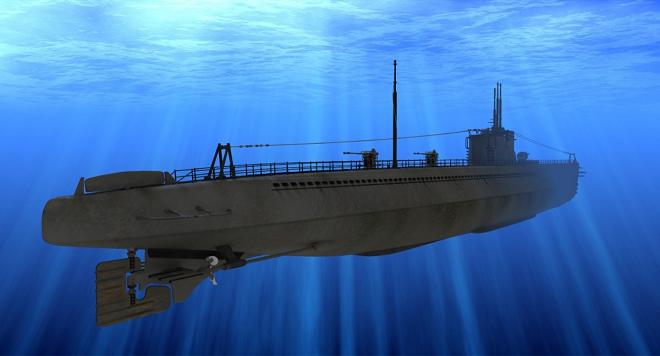 japanese submarine inmarathi